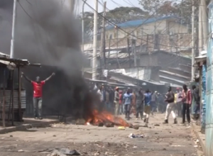 Kenya in limbo as the presidential election deepens the crisis