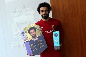 Mohamed Salah (Image credit Twitter @SalahFanPage)