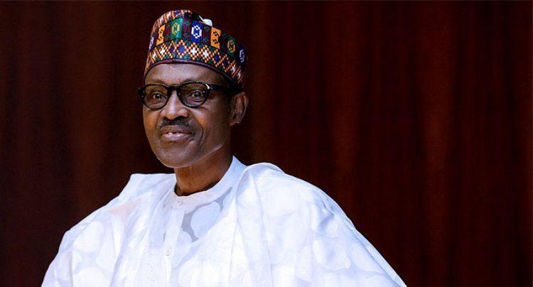 Muhammadu Buhari (Image credit @voiceofnigeria)