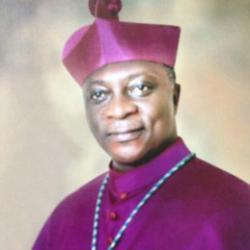Most Rev. Dr. Alfred Adewale Martins