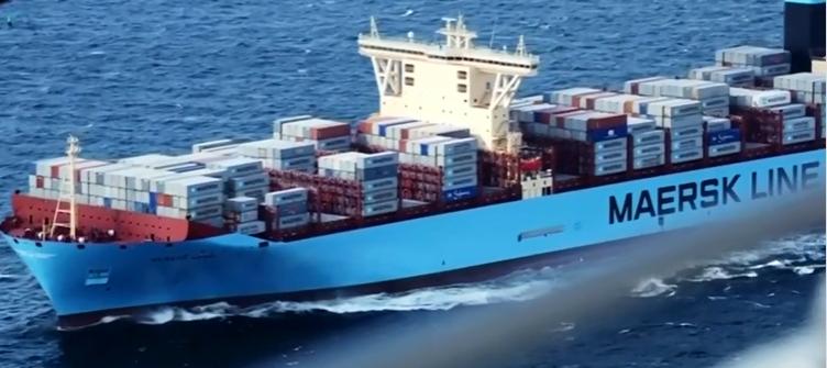 Maersk oil tanker