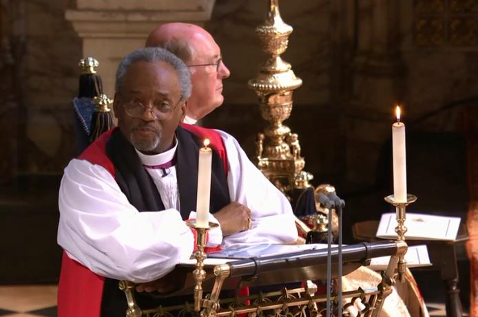 Royal Wedding Bishop Michael Curry S Inspiring Sermon At St