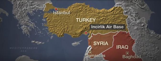 Turkey, Syria