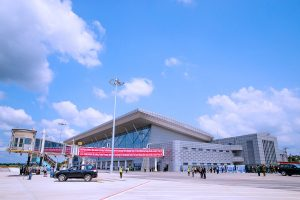 New international airport terminal, Portharcourt