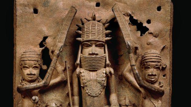 Benin Bronze (Image credit British Museum)