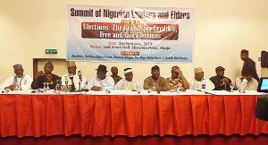 Nigeria leaders.