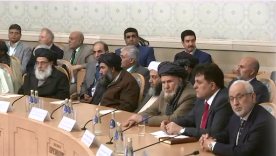 Taliban & Afghan delegates meet in Moscow, Russia, 5 February 2019