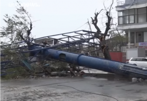 Cyclone Idai wreaks havoc in Mozambique, kills many across Southeast Africa, March 2019