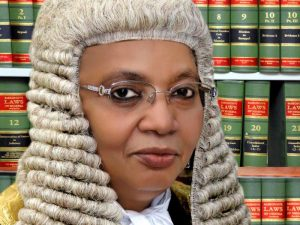Judge Zainab Bulkachuwa