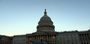 U.S. Capitol, the home of the United States Congress