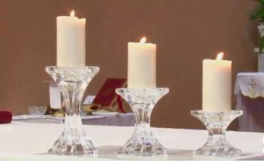 Catholic Church (candles)