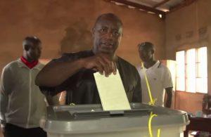 Burundi president-elect Evariste Ndayishimiye