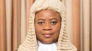 Justice Monica Dangban-Mensem