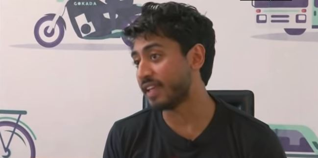 Fahim Saleh, a co-founder of two international ride-share startup, who was murdered on 16 July