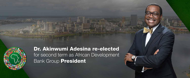 Akinwumi Adesina. (Image credit African Development Bank)