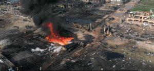 Abule-Ado explosion - March 2020
