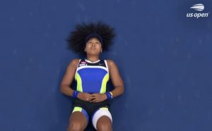 Naomi Osaka, 2020 U.S. Open Female Singles Champion