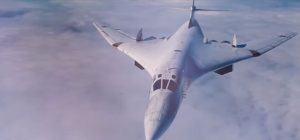 Russia's Strategic Bomber - Tupolev Tu-160