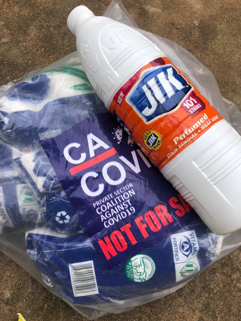 CA COVID aid
