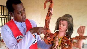 Rev. Fr. Obayi & Igbo Deities