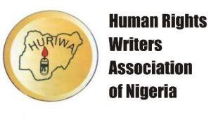 Human Rights Writer's Association of Nigeria (HURIWA)